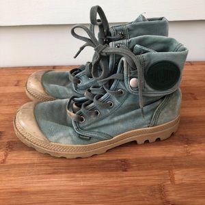 Palladium Pallabrouse Trainer Boots Sizes 7.5